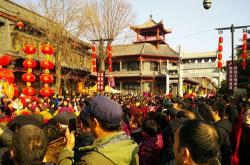 欢天喜地闹元宵 人们在多彩的文化活动中庆新春